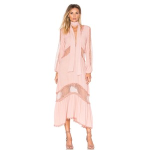 pink Maxi Dress by For Love & Lemons