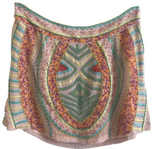 Antik Batik Mini Skirt multi