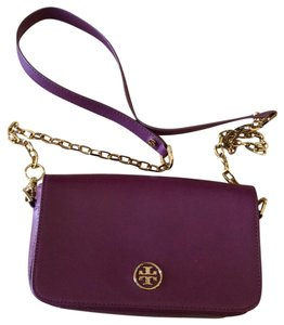 06664473fd7 Purple Tory Burch Cross Body Bags - Up to 90% off at Tradesy