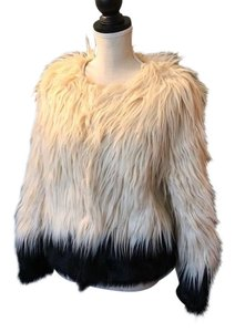 Angel Biba Fur Coat
