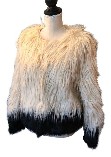 Angel Biba Fur Coat Image 0