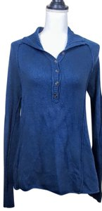Soft Surroundings Buttonup Cashmere Angora Sweater