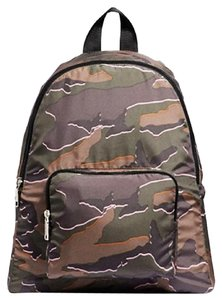 Coach Nylon School Travel Camoflage Backpack