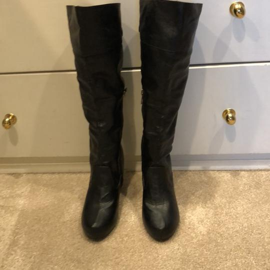 Bamboo black Boots Image 10