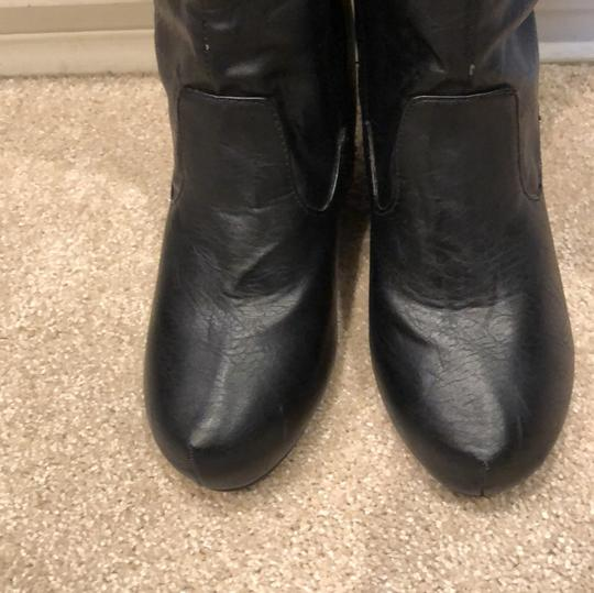 Bamboo black Boots Image 8