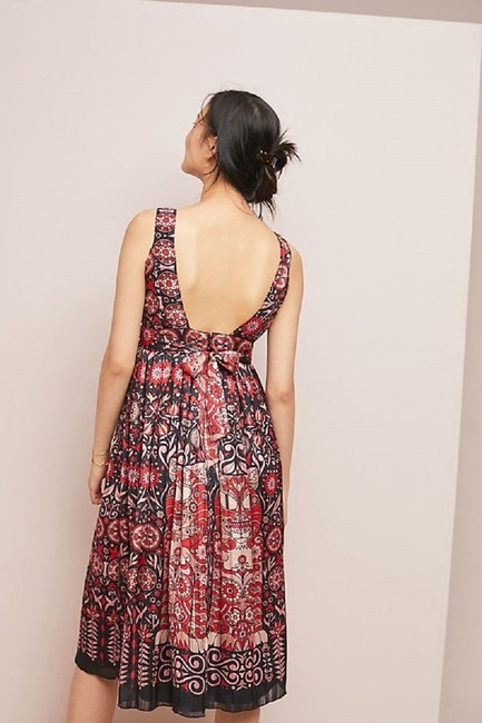 Multi Maxi Dress by Anthropologie Image 4