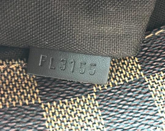 Louis Vuitton Lv Damier District Pm Brown Messenger Bag Image 4