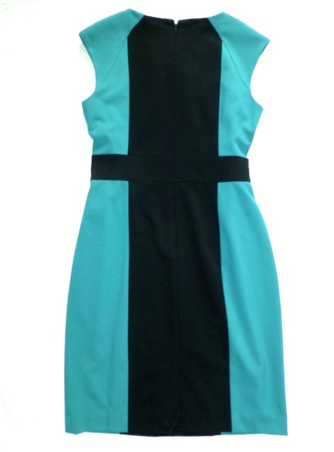 Calvin Klein Color-blocking Sleeveless Dress Image 1