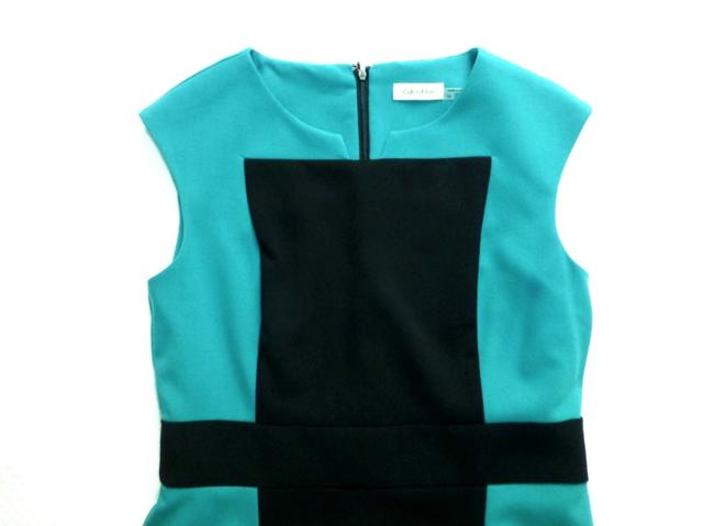 Calvin Klein Color-blocking Sleeveless Dress Image 2