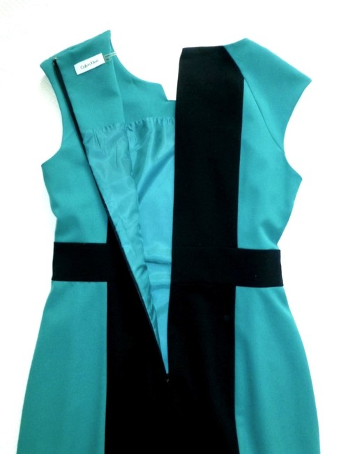 Calvin Klein Color-blocking Sleeveless Dress Image 3