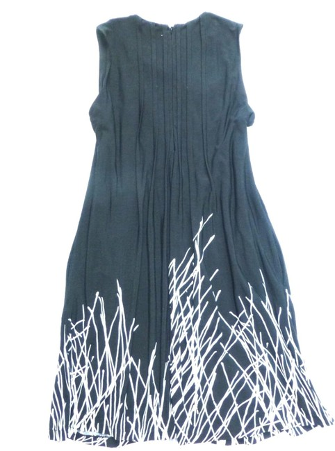 Calvin Klein Abstract Print Sleeveless Dress Image 6