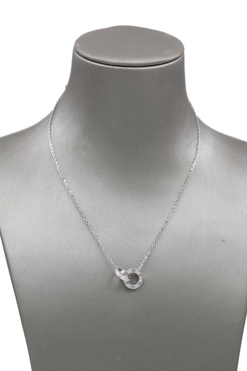 Cartier Cartier 18k White Gold Love Necklace, Diamond-paved Image 2