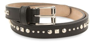 Gucci Leather Studded Skinny