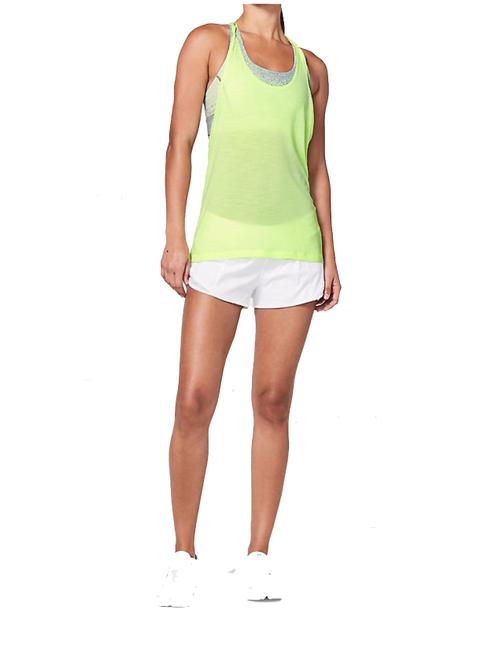 Lululemon Lululemon athletica Women's Green Twist and Toil Tank Image 2