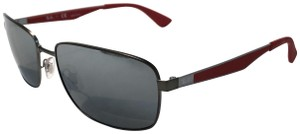 Ray-Ban New Mirrored Lens RB 3529 029/88 Free 3 Day Shipping
