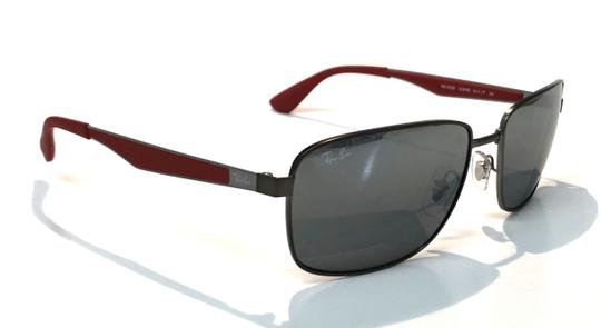 Ray-Ban New Mirrored Lens RB 3529 029/88 Free 3 Day Shipping Image 2