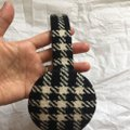 Burberry NWOT Burberry check wool earmuffs Image 2
