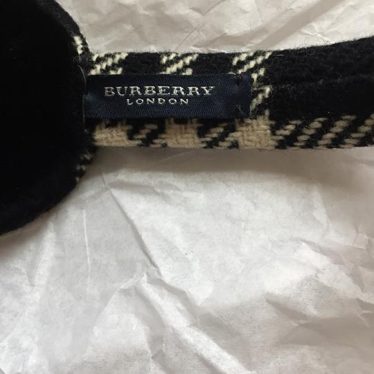Burberry NWOT Burberry check wool earmuffs Image 6