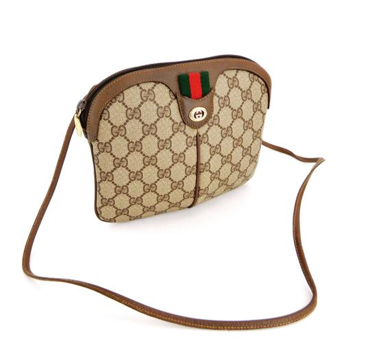 Preload https://img-static.tradesy.com/item/24474441/gucci-vintage-brown-web-gg-monogram-canvas-leather-cross-body-bag-0-0-540-540.jpg