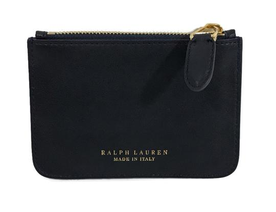 Preload https://img-static.tradesy.com/item/24474519/ralph-lauren-blue-made-in-italy-leather-mini-zip-pouch-wallet-0-0-540-540.jpg