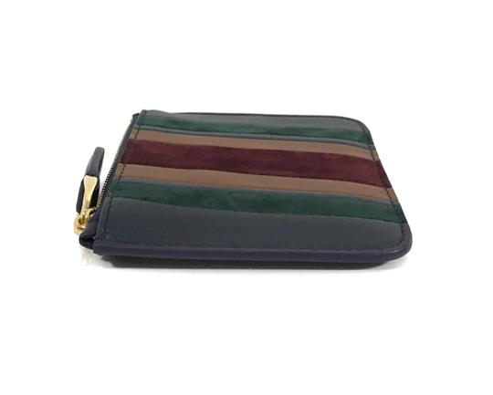 Ralph Lauren Collection NEW RALPH LAUREN Made in Italy Leather Mini Zip Pouch Image 5