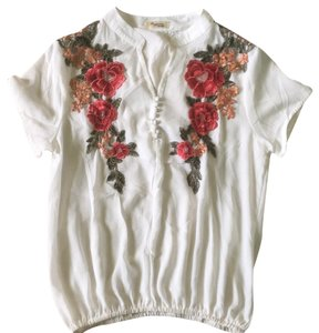 RAGAZZA Top white(ivory)