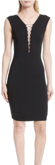 Preload https://img-static.tradesy.com/item/24474729/t-by-alexander-wang-black-lace-up-jersey-sleeveless-mid-length-night-out-dress-size-2-xs-0-1-650-650.jpg