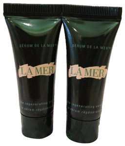 La Mer LA MER The Regenerating Serum 2x Sample 0.1oz/3ml each Anti-aging