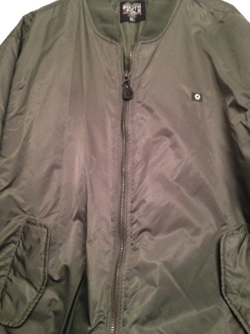 South Pole Collection Green Jacket Image 2