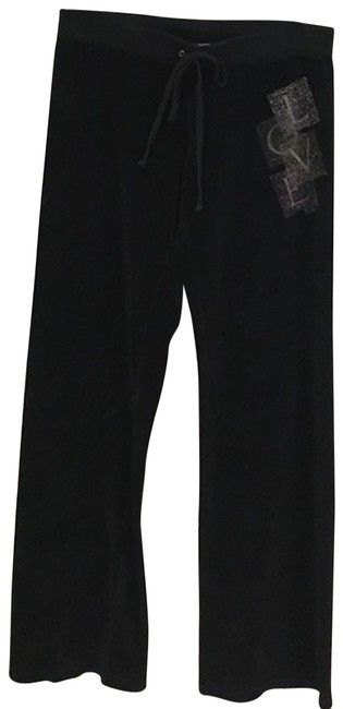 Juicy Couture Relaxed Pants Black Image 0