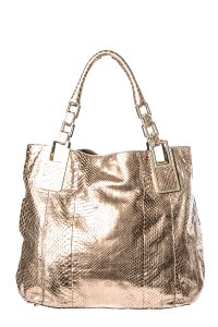 Anya Hindmarch Tote in Gold