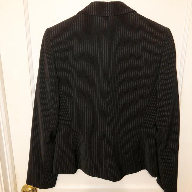 Tahari Pin Striped Skirt Suit Size 4 Image 1