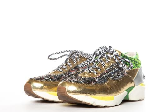 Chanel Multicolor Athletic Image 4