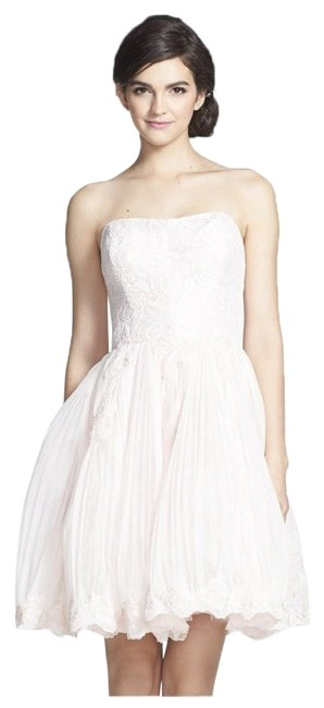 Item - Pale Pink Raul Mid-length Formal Dress Size 2 (XS)