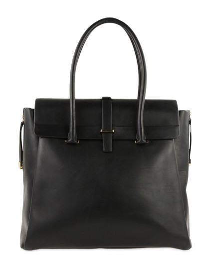 Preload https://img-static.tradesy.com/item/24475782/tiffany-and-co-olivia-black-leather-tote-0-2-540-540.jpg