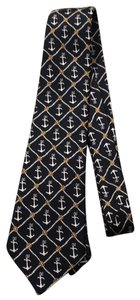 Chanel Chanel Nautical Printed Tie