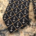 Chanel Chanel Nautical Printed Tie Image 1