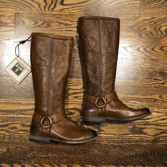 Frye Brown Boots Image 7