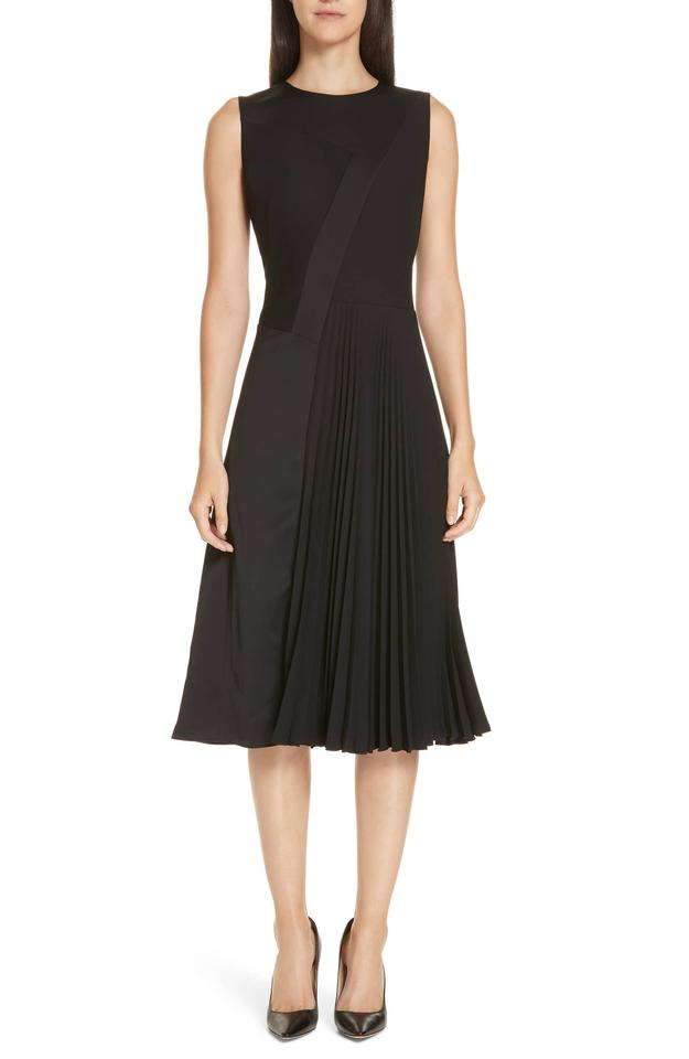 b805e2a371b Boss by Hugo Boss Black Dionia Fit   Mid-length Cocktail Dress Size ...