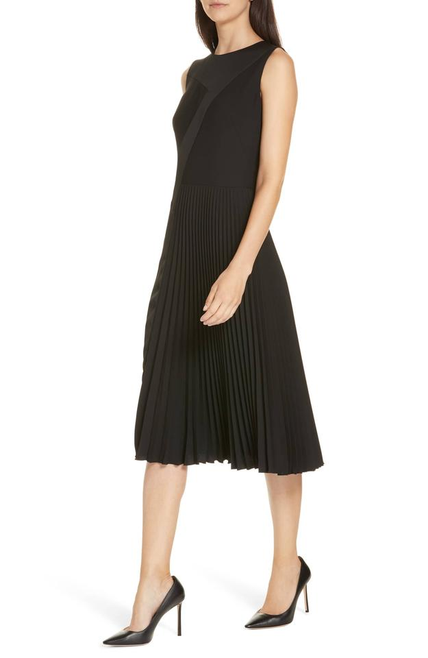 026058d1acc Boss by Hugo Boss Black Dionia Fit   Mid-length Cocktail Dress Size 2 (XS)  - Tradesy