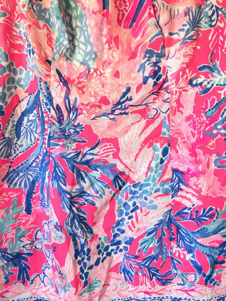 7b0d06d9a03778 Lilly Pulitzer Multi Color Mila Shift In Light Pascha Pink ...