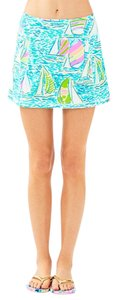 Lilly Pulitzer Lilly Pulitzer Luxletic Josephina Skort in You Gotta Regatta