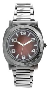 Unlisted by Kenneth Cole UL1167 Men's Gunmetal Stainless Steel Bracelet Analog Dial Watch