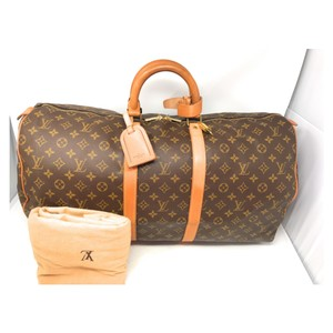e8a81f6142ce Louis Vuitton Keepall 55 Keepall Keepall Keepall 55 55 Monogram Travel Bag