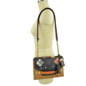 Coach Swagger Patchwork 25476 Cross Body Bag