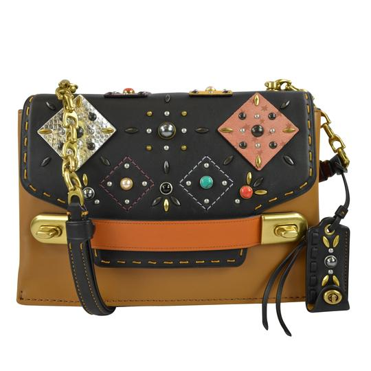 Coach Swagger Patchwork 25476 Cross Body Bag Image 1
