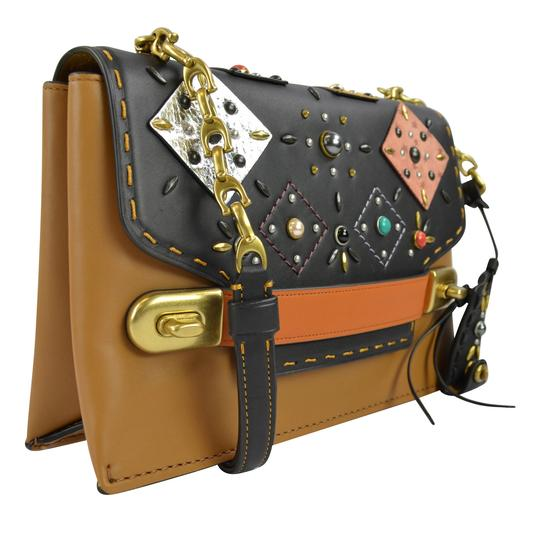 Coach Swagger Patchwork 25476 Cross Body Bag Image 2