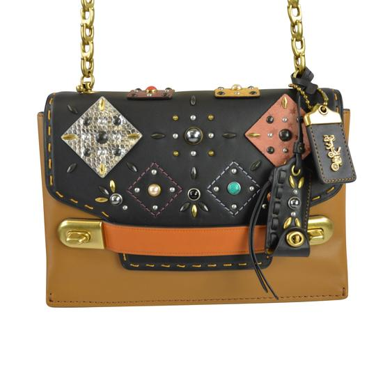 Coach Swagger Patchwork 25476 Cross Body Bag Image 4