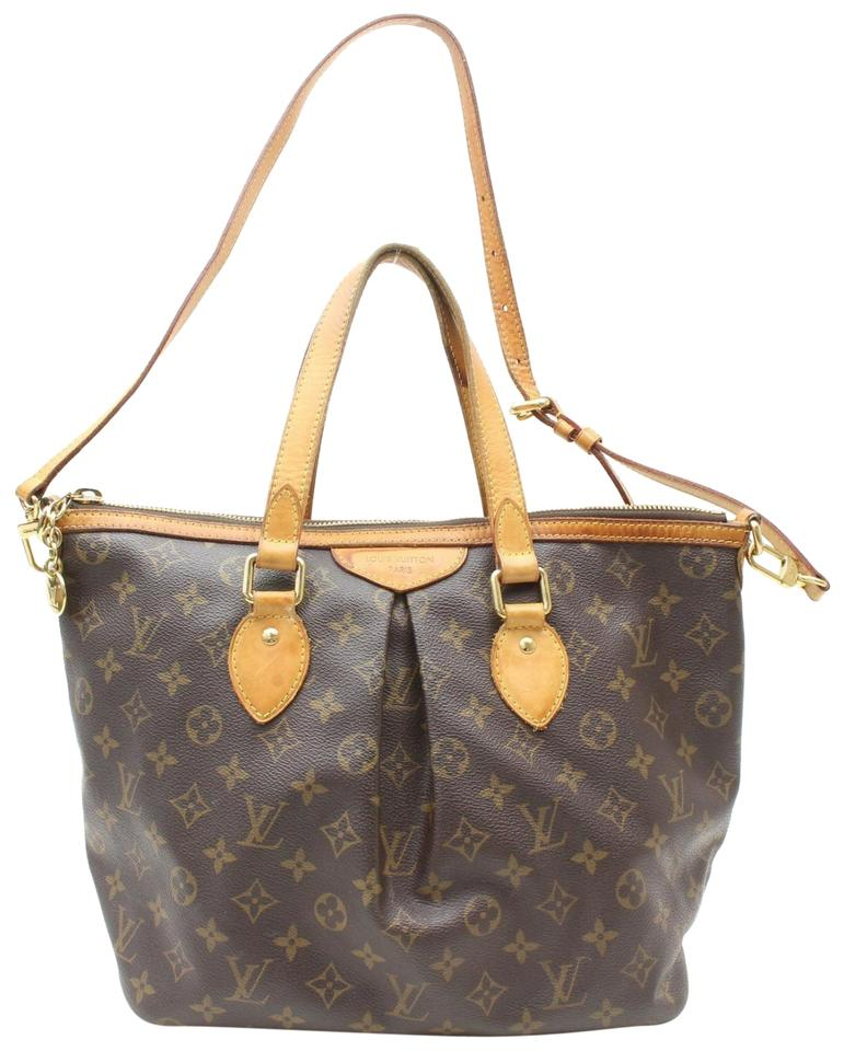 7634a6b52faf Louis Vuitton Palermo Palermo Pm Speedy Neverfull Delightful Tote in Brown  Image 0 ...