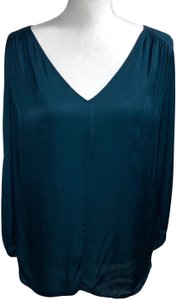 Velvet by Graham & Spencer Top Teal